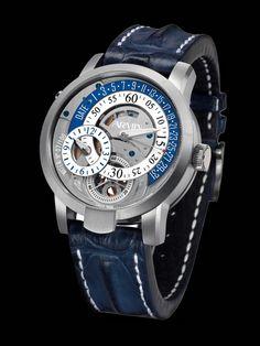ARMIN by Armin Strom Regulator Water watch by Armin strom on Presentwatch.com
