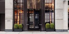The Andaz Fifth Avenue in New York.  Another great hotel to satisfy foodies!