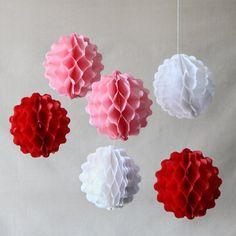 Honeycomb Ball Decoration by Beau-coup