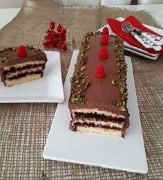 Harika bir pasta 😍 yumuşacık keki nefis kreması ile tadı damakta kalan bir lezzet. Sizde evinizde kolay Yaş pasta yapmak istermisiniz? günlerinde yapabileceğiniz nefis bir pasta sizlerle.