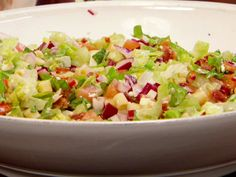 Italian Chopped Salad Recipe : Jeff Mauro : Food Network - FoodNetwork.com