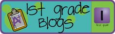 1st grade blog list