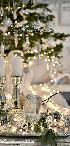 Magical Christmas Setting