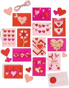 Mini Valentines Kit from Paper Source