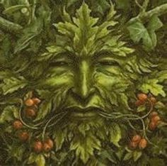 The Horned God – Oak King, Holly King and Green Man …