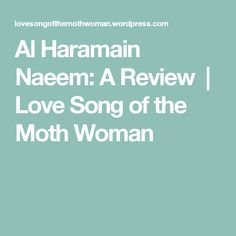 Al Haramain Naeem: A Review   Love Song of the Moth Woman My Love Song, Love Songs, Moth, Singing, Perfume, In This Moment, Woman, Women, Fragrance