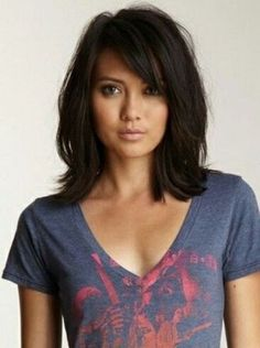 Love Hairstyles for shoulder length hair? wanna give your hair a new look? Hairstyles for shoulder length hair is a good choice for you. Here you will find some super sexy Hairstyles for shoulder length hair, Find the best one for you, Clavicut, Layered Haircuts With Bangs, Mid Length Haircuts, Layered Haircuts Shoulder Length, Bob Hairstyles With Fringe Mid Length, Short Hair For Round Face Shoulder Length, Shoulder Length Hair Cuts With Bangs, Sholder Length Hair Styles, Layered Lob