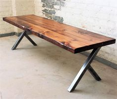 #coffetable #madeinchicago #reclaimedtable