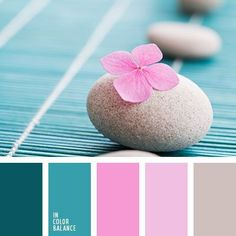 heavenly color palettes with color ideas for decoration your house, wedding, hair or even nails. Summer Color Palettes, Blue Colour Palette, Color Palate, Colour Schemes, Color Trends, Color Combos, Color Magenta, Turquoise Color, Beach Color