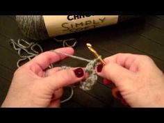 How to Puff Stitch (crochet) - YouTube