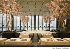 Add to the bucket list The Four Seasons Restaurant - New York City  #AerieFNO