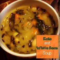 15-Minute White Bean Soup | Recipe | White Bean Soup, Bean Soup ...