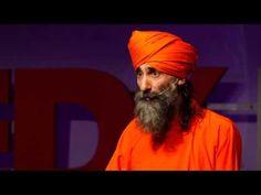 AUSTRALIAN ACCENT?  NEW ZEALAND ACCENT? BLENDED ACCENT? (details sought.)  Dada Gunamuktananda▶ Consciousness - the final frontier: Dada Gunamuktananda at TEDxNoosa 2014 - YouTube