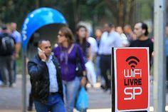 Wi-Fi livre nas ruas: São Paulo tem 71 pontos de acesso gratuito! - http://metropolitanafm.uol.com.br/novidades/wi-fi-livre-nas-ruas-sao-paulo-tem-71-pontos-de-acesso-gratuito