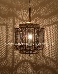 Photo Of Moroccan Pendant 165