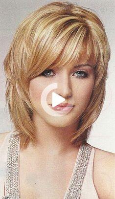 Medium length shag hairstyles Easy Hairstyles For Medium Hair, Shag Hairstyles, Hair Styles, Hair Plait Styles, Hair Makeup, Hairdos, Haircut Styles, Hair Cuts, Hairstyles