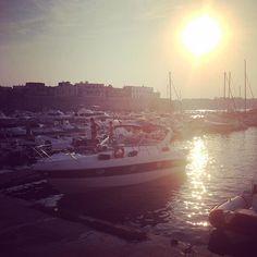 #ElisaDOspina Elisa D'Ospina: Il porto di #Otranto #IgersPuglia #Salento #Puglia #Italy #Italia