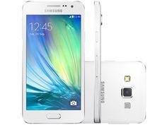 Smartphone Samsung Galaxy A3 16GB Android 4.4 Tela 4.5´ 4G Câmera 8MP de R$ 1327,14 por R$ 747,12 no Girafa #cuponamao #oferta #desconto http://cuponamao.blogspot.com.br/2015/09/girafa-smartphone-samsung-galaxy-a3.html