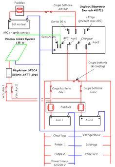 12 volt wiring diagram 12 volt pinterest diagram, camp 12 volt control box 12 volt wire diagram #45