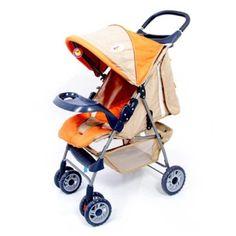 จัดเลย  Dino Kids รถเข็นเด็ก รุ่น Dino Stroller 01 (สีส้ม)  ราคาเพียง  2,990 บาท  เท่านั้น คุณสมบัติ มีดังนี้ ปรับเอนนอนได้ มีถาดอาหาร พร้อมที่วางแก้ว และมุ้งกันยุง พับเก็บประกอบง่าย โครงสร้างแข็งแรง Dino Kids, Prams, Baby Gear, Baby Strollers, Children, Strollers, Boys, Kids, Sons