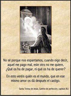 Catholic Religion, Saint Quotes, English Quotes, Wisdom Quotes, Roman, Inspirational, Pictures, Artwork, San Juan