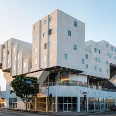 Star Apartments for the Skid Row Housing Trust_Los Ángeles