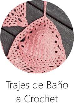 Trajes de Baño a Crochet
