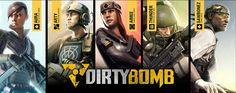 MMOWorldXD: Dirty Bomb e o mais novo FPS da NEXON