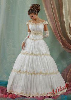 Свадебное платье, TM «MILEDI» - «Vesta-Bride»