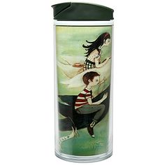 Artist Series Insulated Mug 12oz. E. Martin