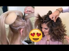 Amazing Bridal Hairstyles Tutorial | Top 18 Amazing Hair Transformations Compilation 2017 - YouTube