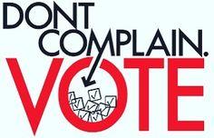 Go Vote!!!!  #vote #voice #electionday #rockthevote #Philly