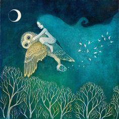 Pinzellades al món: Poesia a la llum de la lluna... somnis / Poesía a la luz de la luna... sueños / Poetry in the light of the moon ... dreams