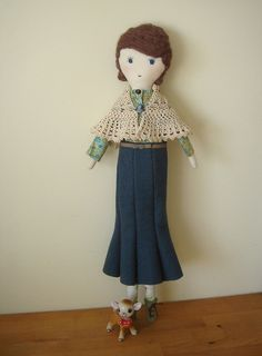 Elenore - 25 inches tall by lovelui, via Flickr