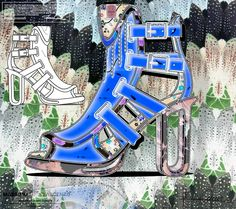 MD' Drawings.  MUMIT - Carbon Fiber high heel on open Sandal Straps.  The look of fun:)))  Instagram@massimodascenzo...   Holiday parties are always a Mumit favourite thing, crazy look and sparkle fashion designs - that will make you stand out in a crowd!! www.massimod.com  #luxury#shoes#handbags#love#fashionAddict#luxuryDesigns.  https://www.facebook.com/pages/ Massimo-Dascenzo-Luxury-Jewellery-Handbags/485052561622939?ref=hl