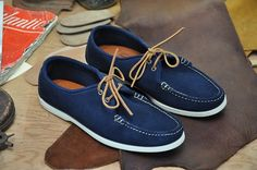 Sperry Top Sider Made In Maine Collection