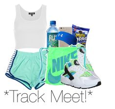 """""""Untitled #681"""" by kaja-bear ❤ liked on Polyvore featuring Topshop, Case-Mate, Under Armour and NIKE"""