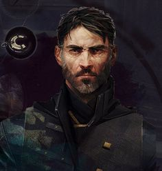 Old Corvo is a DILF