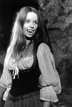 Vampire Circus is a 1972 horror film, dir by Robert Young. Gothic Horror, Horror Art, Horror Movies, Sexy Horror, Cult Movies, Hammer Horror Films, Hammer Films, Vampire Circus, Lalla Ward