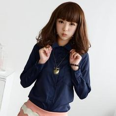 Buy '59 Seconds – Long-Sleeved Shirt' with Free International Shipping at YesStyle.com. Browse and shop for thousands of Asian fashion items from Hong Kong and more!