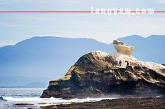 photo of kapurpurawan rock by estan cabigas