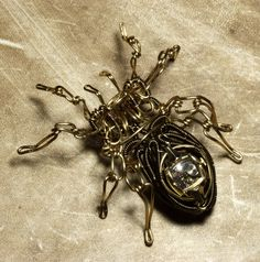 Google Image Result for http://fc03.deviantart.net/fs71/i/2010/032/9/0/Steampunk_spider_sculpture_5_by_CatherinetteRings.jpg
