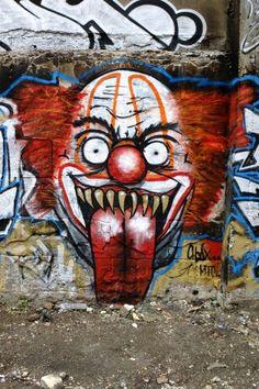 Street art - Montreuil, rue marcel dufriche (jun 2013)