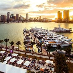 The Deck at Island Gardens is Miamis newest and most exquisite superyacht marina outdoor lounge with panoramic views of Downtown Miami and Biscayne Bay @islandgardensdeepharbour photo by romainmaurice photography