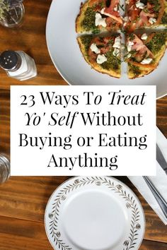 Yup, you can reward yourself in ways that don't involve food or spending money.