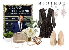 """Zürich Film Festival"" by kate1589 ❤ liked on Polyvore featuring Nearly Natural, John Lewis, Jill by Jill Stuart, Anne Sisteron, Michael Kors, Gorjana, Whiting & Davis, Jimmy Choo, fanfic and alexanderskarsgard"