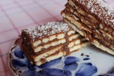 Reteta Tort de biscuiti Biscuit, Waffles, Cooking, Breakfast, Desserts, Kitchen, Morning Coffee, Tailgate Desserts, Deserts