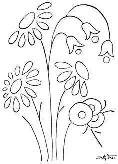 Wonderful Ribbon Embroidery Flowers by Hand Ideas. Enchanting Ribbon Embroidery Flowers by Hand Ideas. Embroidery Flowers Pattern, Embroidery Patterns Free, Silk Ribbon Embroidery, Crewel Embroidery, Hand Embroidery Designs, Embroidery Kits, Flower Patterns, Beginner Embroidery, Simple Embroidery