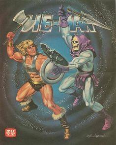 80's Cartoon Fan-Art : Photo