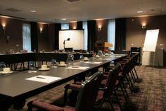 Gerenoveerde vergaderzaal